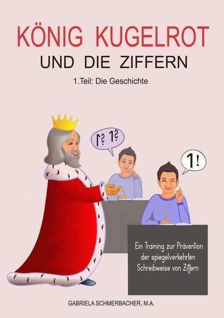 König Kugelrot und die Ziffern